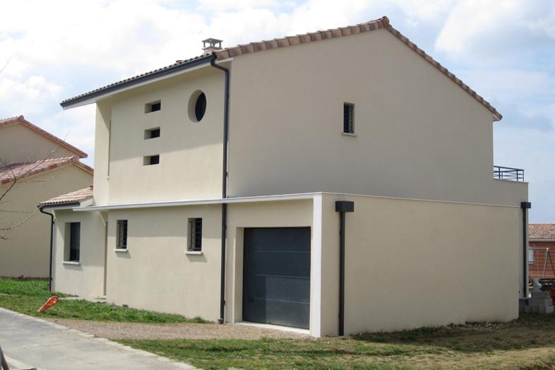 R habilitation mc projec travaux de fa ade neuf for Restauration facade maison